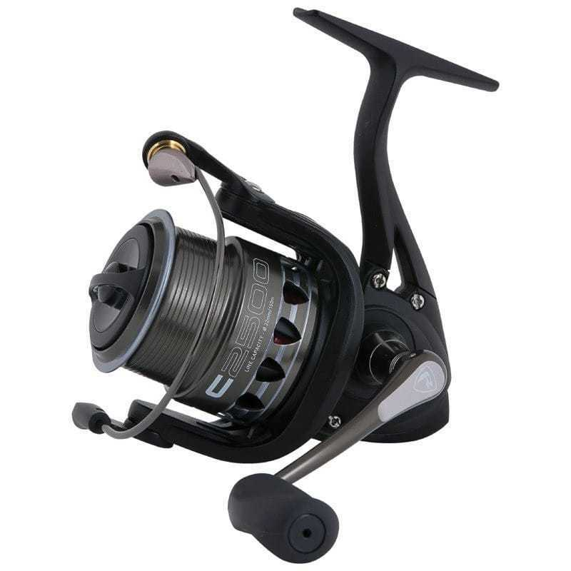 Fox Rage Prism Reel - spinning fixed-spool and a smooth clutch