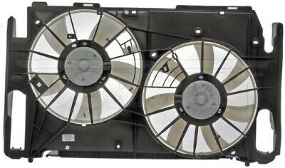 Dorman 620-744 Engine Cooling Fan Assembly fits 88-92 Mazda MX-6 2.2L-L4