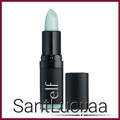 E.L.F ELF COSMETICS LIP EXFOLIATOR MINT MANIAC SCRUB LIPS TREATMENt LIPSTICK