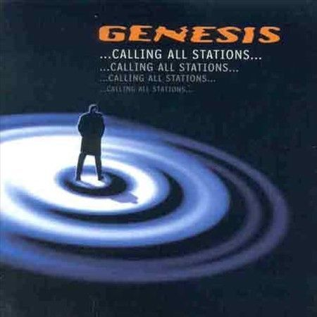 Calling All Stations by Genesis (UK) (CD, Sep-1997, Charisma)