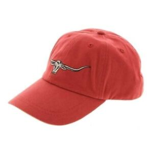 6d72bf6e651 Image is loading R-M-Williams-Steers-Head-Logo-Cap-Red