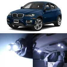 21 X Error Red Led Interior Light Package For 2008 2015 Bmw X6
