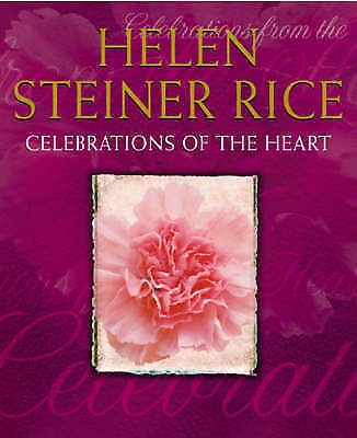 (Very Good)0091794579 Celebrations Of The Heart,Steiner Rice, Helen,Hardcover