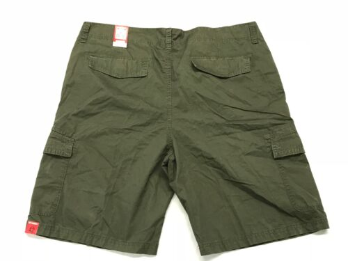Union Bay Men/'s Light Weight Medford Cargo Shorts Archer Green