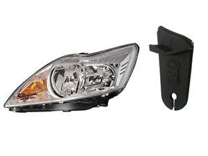 Image Is Loading Ford Focus Mk2 2 5 Headlamp Headlight Bracket