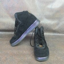 huge discount fbfea 3f1ba item 5 Mens Nike LUNAR FORCE 1 LUX BHM QS Shoes Seakers Black 650719 001  -Sz 13 (D4) -Mens Nike LUNAR FORCE 1 LUX BHM QS Shoes Seakers Black 650719  001 -Sz ...