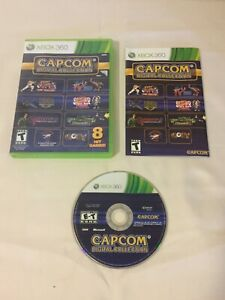 Capcom-Digital-Collection-Microsoft-Xbox-360-2012