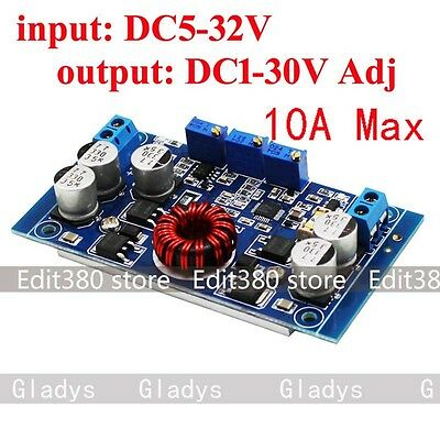 LTC3780 DC 5V-32V To 1V-30V Automatic Step Up Down Regulator Charging Module PJ