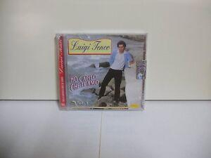 LUIGI TENCO - Ho Capito Che Ti Amo / Vol.1 - CD - España - LUIGI TENCO - Ho Capito Che Ti Amo / Vol.1 - CD - España