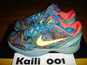 Nike Air Zoom Kobe VI (GS) 6 Prelude
