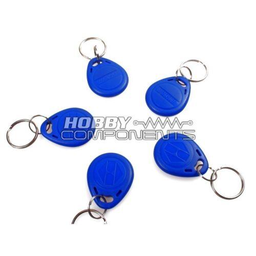 Composants Hobby Ltd tag rfid fob Pack de 5