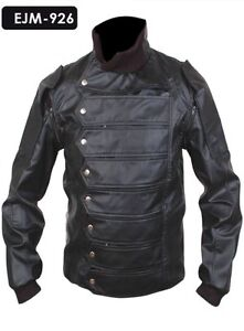 Captain-America-Winter-Soldier-Bucky-Barnes-Leather-Jacket-with-Removable-Arms