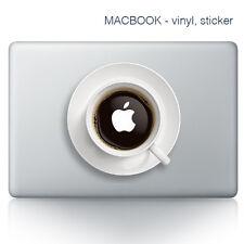 Pegatina Macbook de café | Laptop | Calcomanía Pegatinas-Vinyl-Café de amor