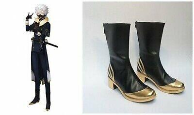 The Sword Dance Touken Ranbu Online cosplay Imanotsurugi Boots Shoes UK