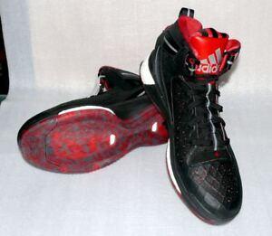 competitive price 49bb3 da5ae Das Bild wird geladen Adidas-S84944-Performance-D-Rose-6-Boost-Basketball-