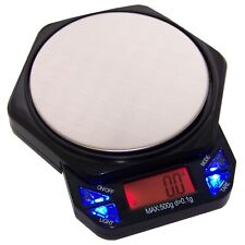 Superior Balance Wizard 500 Digital Pocket Scale 500g X 01 Gram Ounce Lcd