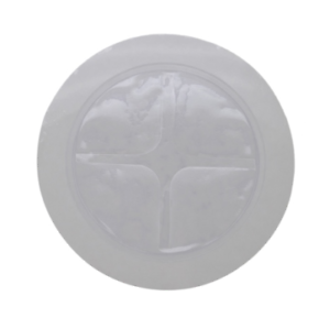 Clear Car Tax Disc Holder Easy Fit /& Removal Car Parking Permit Holder