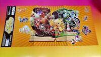 Final Chocobo Tales + Heroes Mana - Nintendo Power Original Rare Poster Wii