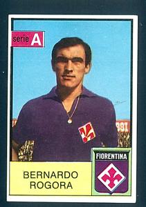 Figurina-Calciatori-Mira-1965-66-Rogora-Fiorentina-Ottima-Rara