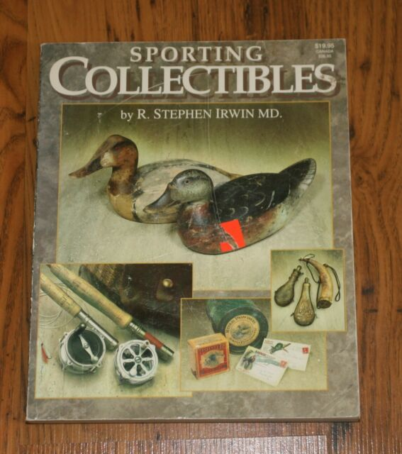 Sporting Collectibles by Stephen Irwin (1997, Hardcover)