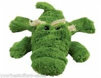 Kong Cozie Dog Squeaky Toy Dog Supplies Kong Dog Toy Medium Alligator Toys
