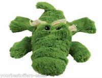 Kong Cozie Dog Squeaky Toy Dog Supplies Kong Dog Toy Medium Alligator Toys
