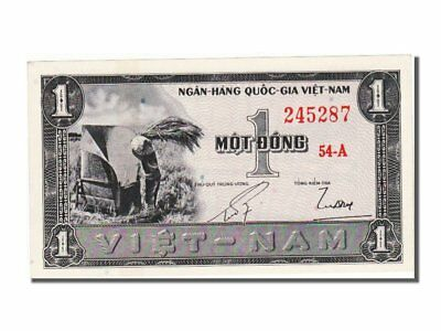 #54735 245287 Ample Supply And Prompt Delivery South Viet Nam 1 Dng 1955 Km #11a 65-70 Unc