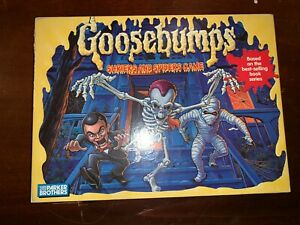 Goosebumps-Shrieks-and-Spiders-Game-Complete
