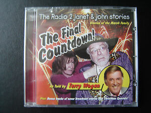 Radio-2-JANET-amp-JOHN-Stories-THE-FINAL-COUNTDOWN-TERRY-WOGAN-New-amp-Sealed-CD