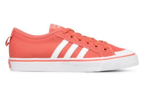 big sale aabb1 1676d Nizza Adidas J Originals Rojo Deportivas Niños nO0PX8wk