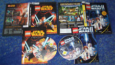 Lego Star Wars PC Spiel EPISODE 1 + 2 + 3 + 4 + 5 + 6 mehr geht nicht DEUTSCH