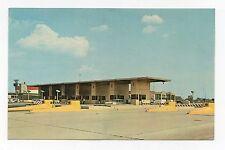 Chrome Postcard,Northern Indiana Toll Road,Hammond,Indiana