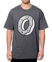 Odd Future Ofwgkta Of Elephant Donut Charcoal T-shirt 100% Authentic