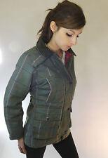 objet 4 Veste Tweed Nouveau pour Femmes Fabriquée en Angleterre Ajusté Vert  Rose Vif 8 -Veste Tweed Nouveau pour Femmes Fabriquée en Angleterre Ajusté  Vert ... 793d89d6a1f5