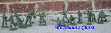 NEW TSSD US MARINES WWII TOY SOLDIERS 54MM 1/32 INFANTRY IWO JIMA DIORAMA