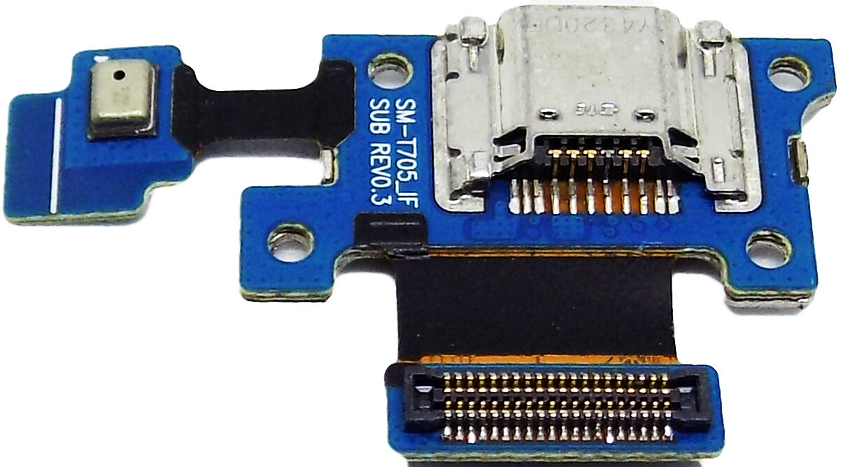Charging Port Flex Cable for Samsung Galaxy Tab S 8.4 3G LTE SM-T705 SM-T707