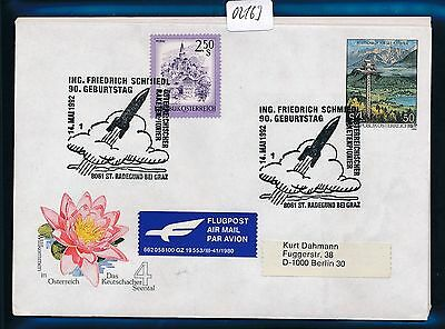 Raketen Space Weltraum Österreich Gau Schmiedl Lp Graz 1992 Die Nieren NäHren Und Rheuma Lindern Sparsam 02163