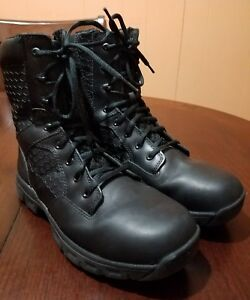 Black Tactical Boots Size