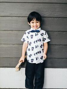NWT Princess Boutique Outfit Toddler Top Ruffle Short Disney Set 4 5 6 7 8