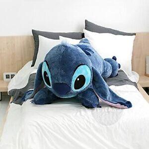 Disney Stitch 120cm 47.2inch Lilo and Stitch Lying Big Size Doll