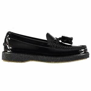 Womens-Bass-Weejuns-Estelle-High-Shine-Loafers-Tassels-New