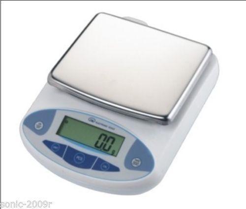 Digital Balance Scale 5000g 0.1g Precision Accurate A