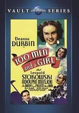 100 Men and a Girl,New DVD, Deanna Durbin, Adolphe menjou, Alice Brady, Henry Ko
