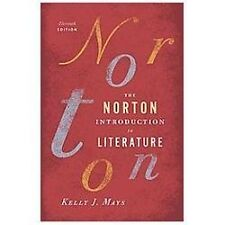 The Norton Introduction to Literature (2013, Hardcover) PRICE DROP