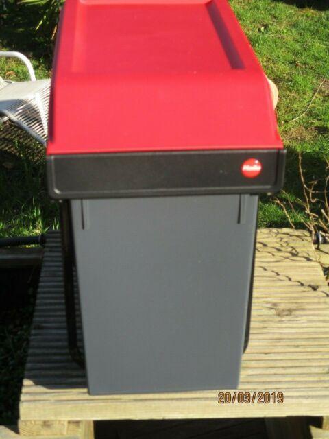 Hailo Multi Box duo L Einbau Mülltrennungs System 2x14L