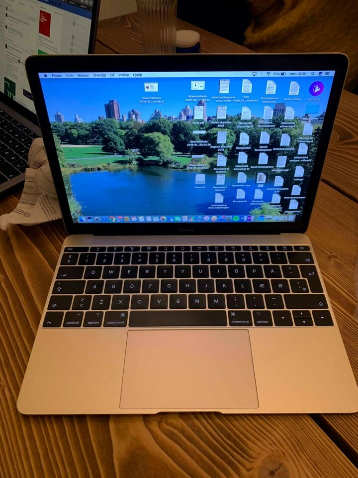 Macbook, version 10.12.6