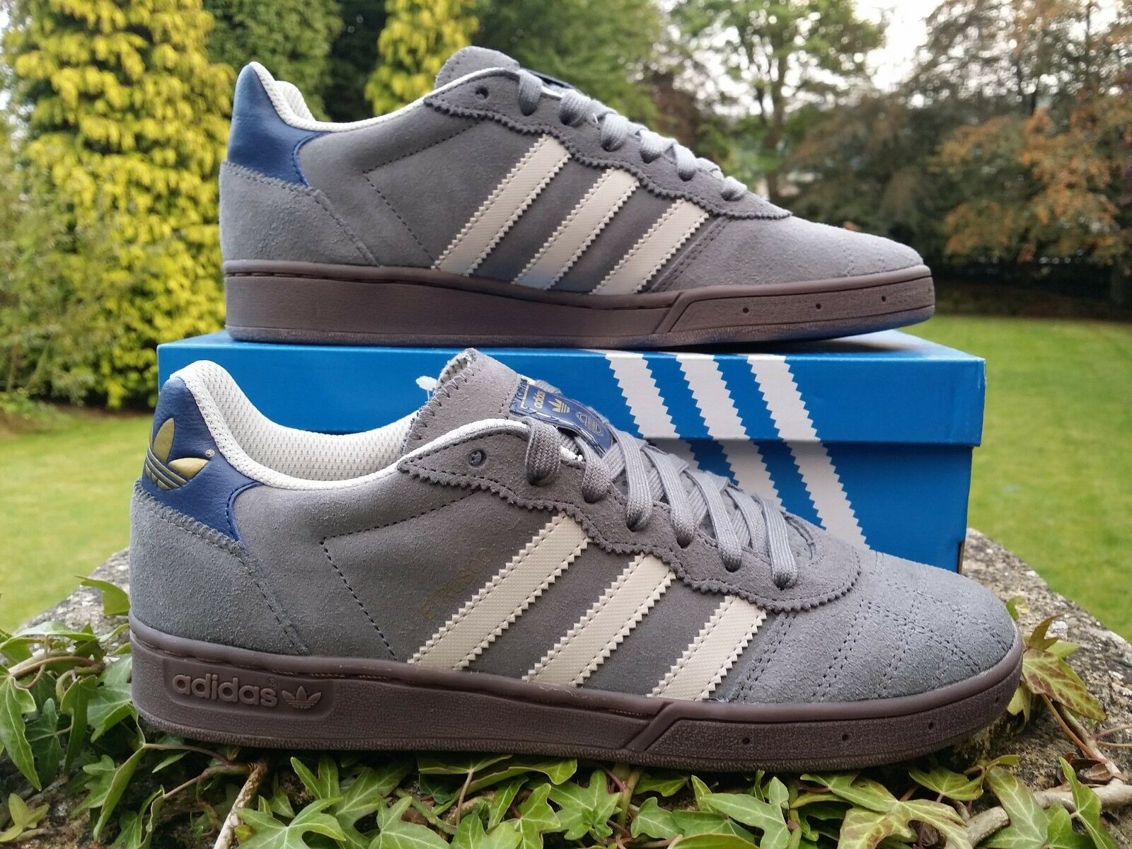 Uomo Boys Adidas Originals Sneakers Etrusco Suede  Fashion Sneakers Originals Trainers NEW UK 6 9b500f