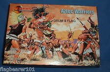 MARS 72018. AZTEC WARRIORS. 1/72 SCALE