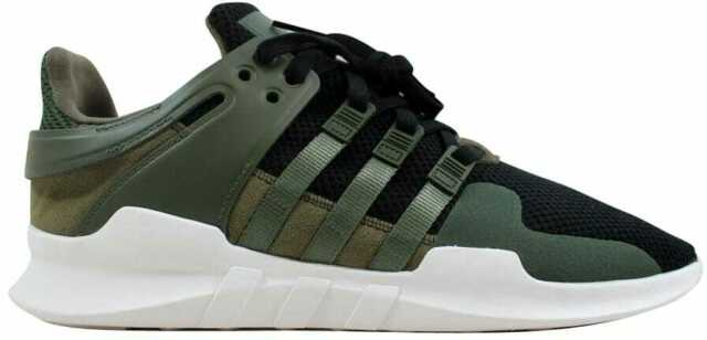 finest selection b396a 2243a adidas EQT Support ADV Mens Ac7146 Branch Shadow Green Running Shoes Size 12