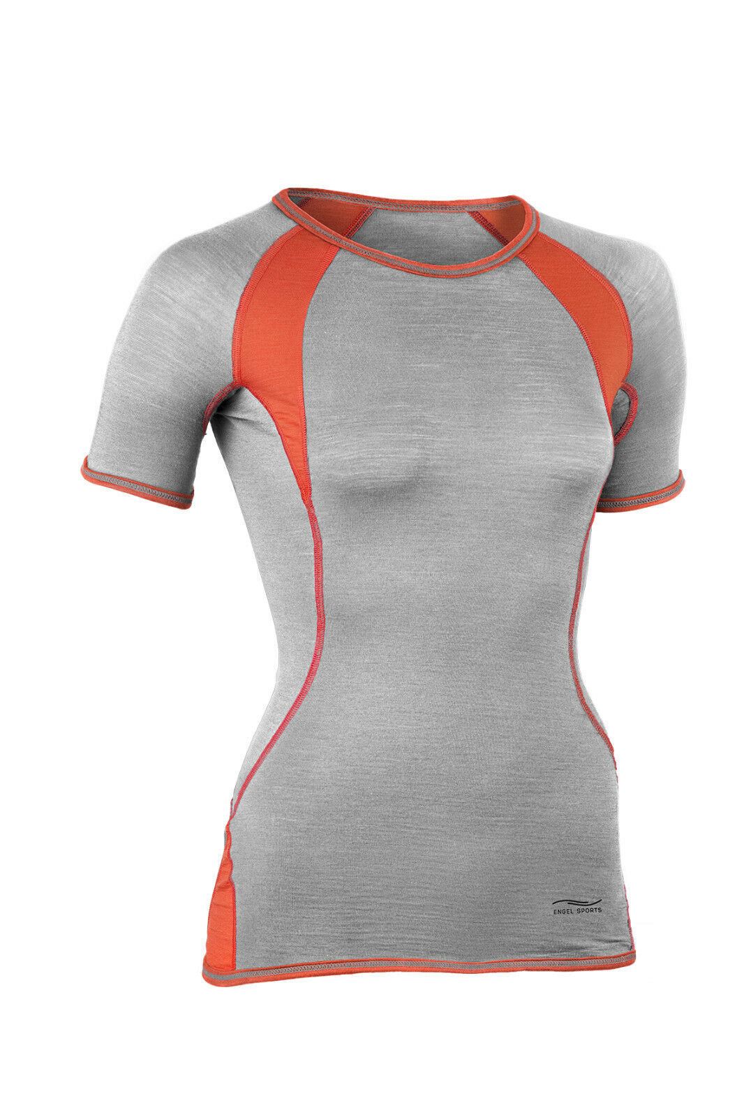Engel kurzarm Sports Damen Shirt kurzarm Engel ESW150201120 Funktionskleidung GOTS 637f2a